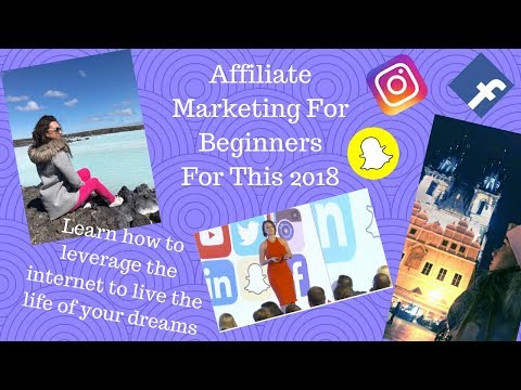 The 2018 Affiliate Marketing For Beginners Guide & My Personal Affiliate Marketing Strategy For 2018