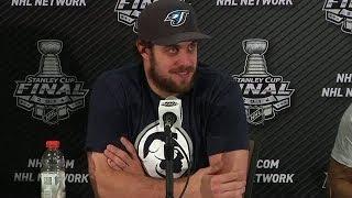 Kopitar Reacts to Gretzky