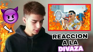 "REACCIONANDO AL ROAST YOURSELF DE ""LA DIVAZA"" 🔥/ Franko Pereyra"