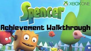 Spencer (Xbox One) Achievement Walkthrough