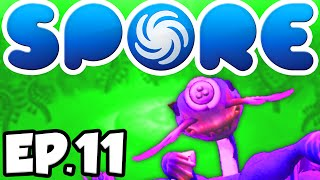 Spore: Tale of The Wafflepod Ep.11 - OH WHOOPS! [Spore]