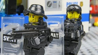 Lego SWAT- The Robbery