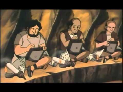 Anime Biblico História da Biblia 23 - A derrota de Israel  - Dublado Br