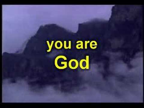 Phillips craig and dean you are god alone youtube