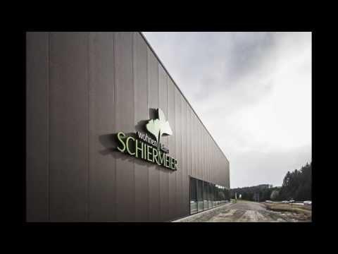 Härtl GmbH Sandwich- & Trapezprofile Referenz: Leben & Wohnen Schiermeier Hutthurm Ice Crystal