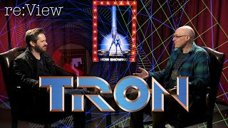 Tron and Tron: Legacy - re:View