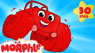 My Red Monstertruck - My Magic Pet Morphle video for kids