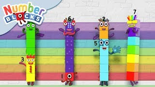 Numberblocks - Greatness in Numbers!   Learn to Count