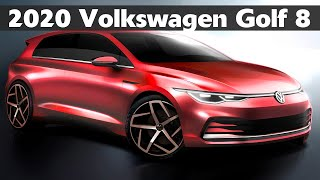 2020 Volkswagen Golf 8 - Everything we know about the all-new VW Golf MK8!