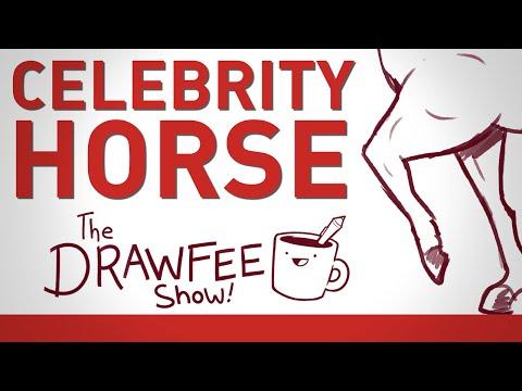 Celebrity Horse - DRAWFEE SHOW