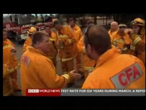 Australia Firestorm 1 of 4 - BBC My Country Documentary