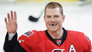Chris Neil always knew he was going to end up in NHL