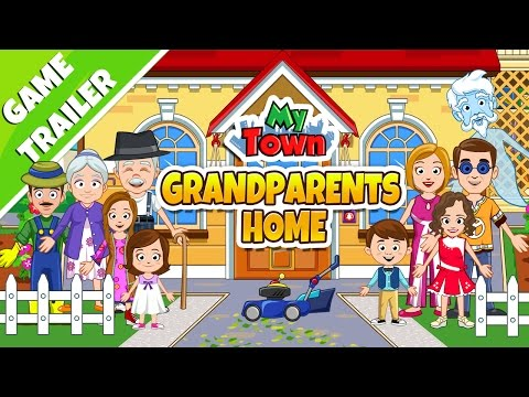 My Town : Grandparents APK Cover