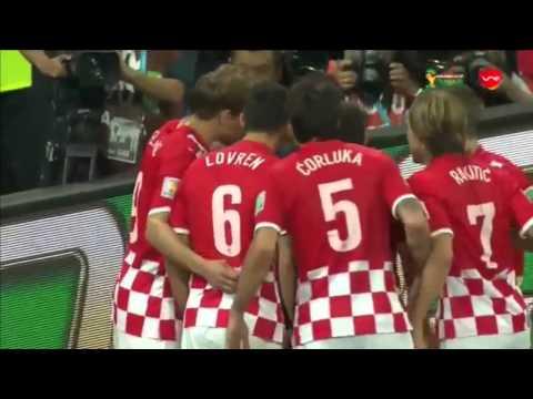 Increilble FALSO PENAL de Fred | Brasil 3 vs 1 Croacia | Copa del Mundo 2014