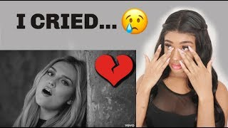Little Mix - Little Me (Official Music Video) Reaction **I CRIED**