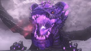 Super Mario Odyssey - Dragon Boss Battle