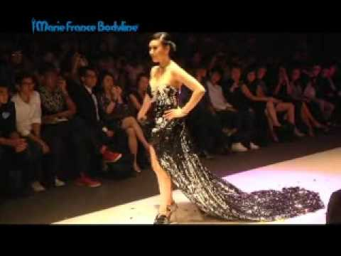 Marie France Bodyline @Audi Fashion Festival 2011 (Mandarin)