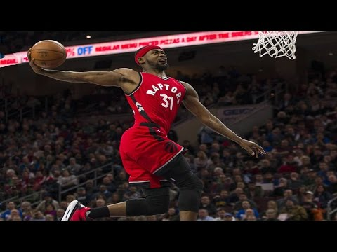 Terrence Ross Redeems Himself With EPIC Windmill DUNK, After Fail