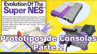 Prototipos de Consolas Parte 2