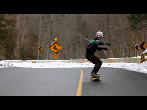 Two For Two Winter Skate - Aaron Thomas and Zakk Griffin