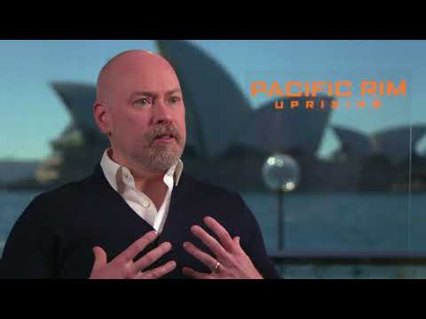 Pacific Rim Uprising - Stephen S DeKnight Interview