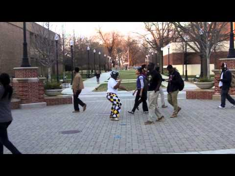 "The University of Tennessee at Chattanooga's official ""Harlem Shake"" video."