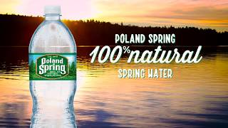 Poland Spring: Straight to the Source