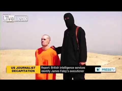 British rapper identified as ISIL militant who beheaded James Foley