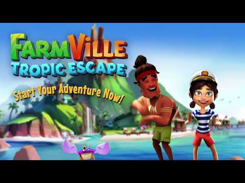 FarmVille: Tropic Escape APK Cover