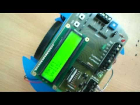 Mouse Hack for Displacement Sensing using Arduino