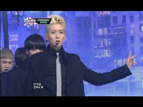 _ (Hello by NU'EST@Mcountdown 2013.2.14)