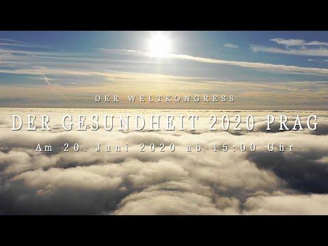DER WELTKONGRESS DER GESUNDHEIT 2020 PRAG, 20. Juni 2020