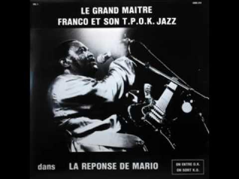 Franco Luambo Makiadi - La reponse de Mario 1