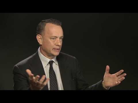 In-depth Tom Hanks 2013 interview on Saving Mr Banks & a look back at his career