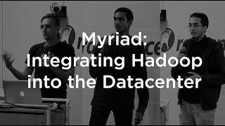 Myriad: Integrating Hadoop into the Datacenter