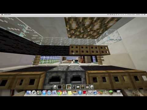 Como Decorar Tu Mansion Moderna en Minecraft parte 2