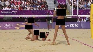Censored Beach Volleyball || CopyCatChannel