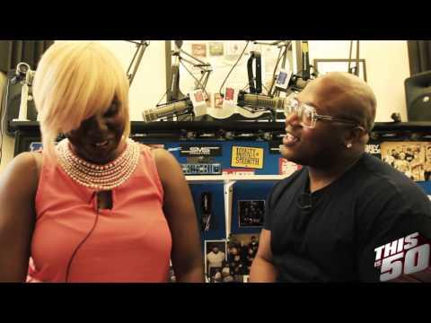 Lolita Carter (chief Keef's Mom) Talks New Documentary + 50 Cent Walks In video