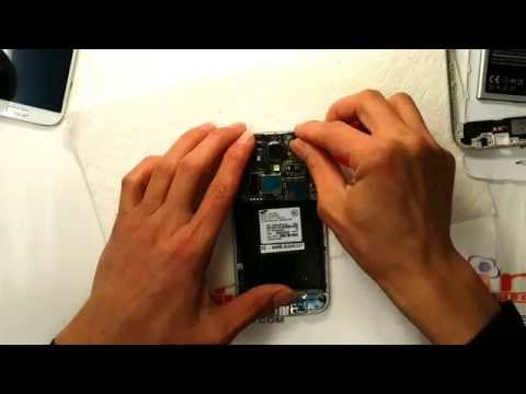 Samsung Galaxy S4 i337. i337m LCD screen repair replacement in Toronto