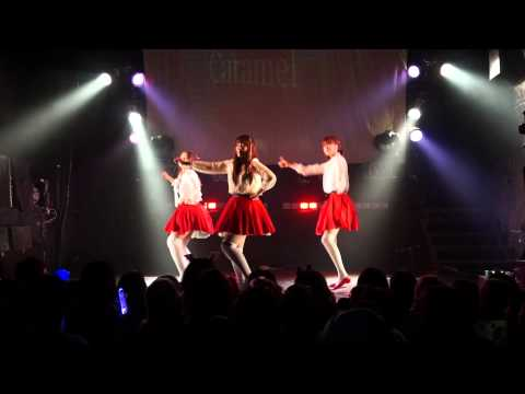 Orange Caramel - Aing♡ & Magic Girl Dance Cover By A2t Caramel (oct.28,2012) video