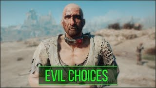 Fallout 4: 5 Evil Things You Can Do and May Have Missed in the Wasteland (Part 4)