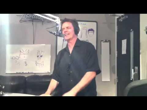 Jim Breuer in studio 2