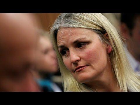 Reeva Steenkamp's cousin gives emotional testimony at Oscar Pistorius sentencing