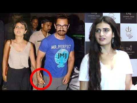 Dangal Actress Fatima Sana Shaikh On Having Affair With Aamir Khan Controversy thumbnail