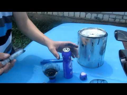 Как можно сделать свой баллончик с краской 519