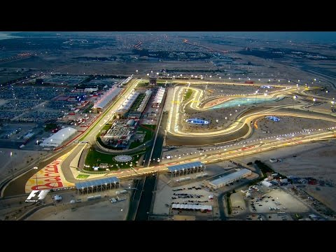 2016 Bahrain Grand Prix: Highlights