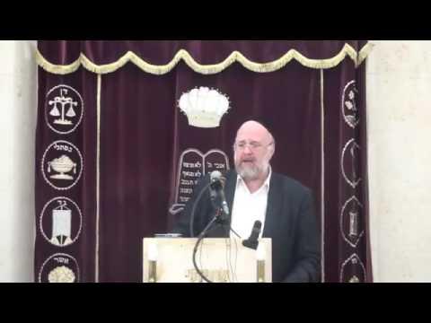 הרב ברוך רוזנבלום פרשת לך לך 10 תשע״ז Rabbi Baruch Rosenblum  הרב ברוך רוזנבלום