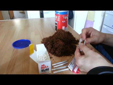 Сделать сигару своими руками