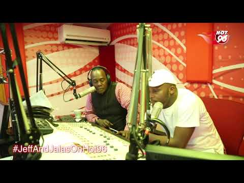Moji Short Baba talks of the Kelele Takatifu Breakup #JeffAndJalasOnHot96