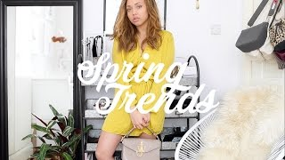 Spring Trends & How To wear them | Samantha Maria